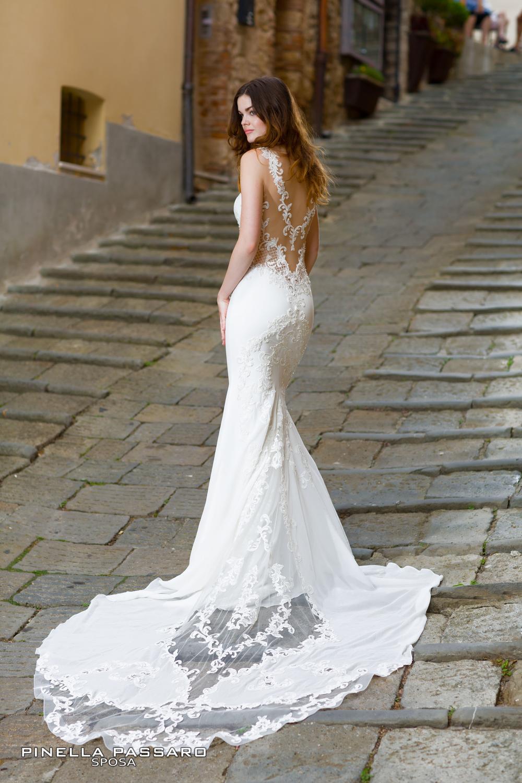 Pinella Abiti Passaro 2017Wedding Sposa Tuscany In Collezione Da n8vw0mN